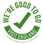 Visit England - Good to Go (Logo)