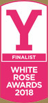 Finalist - White Rose Awards 2018 (Logo)