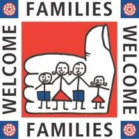 Logo for Families Welcome Accreditation
