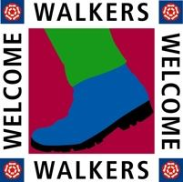 Logo for Walkers Welcome Accreditation